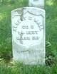 Pvt Albert G. Wall