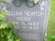 William Newton Webb