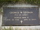 George W Stoner