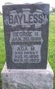 Profile photo:  Ada M. <I>Anderson</I> Bayless