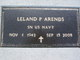 Leland P Arends