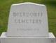 Dierdorff Cemetery