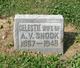 """Profile photo:  Celestie """"Lesta"""" <I>Sevart</I> Snook"""