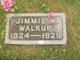 Jimmie Weston Walkup