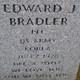 Profile photo:  Edward John Bradler