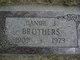 Daniel J Brothers