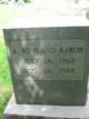 Profile photo:  A Rowland Aaron