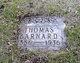 Profile photo:  Thomas Barnard