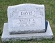 Walter A Davis