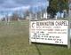 Bennington Chapel Cemetery