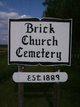 Brick Church Cemetery