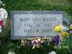 Mary Elizabeth <I>Hall</I> Weikle