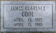 James Clarence Cool