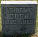 Profile photo:  Abiden Evert Coen