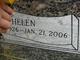 Helen <I>Miles</I> Brown
