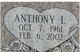"Profile photo: Sgt Anthony Lee ""Tony"" Adams"