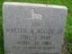 Walter A Accor, Jr