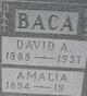 Profile photo:  Amalia <I>Valencia</I> Baca