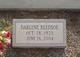 Darlene <I>Lane</I> Bledsoe