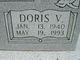 Profile photo: Mrs Doris Vevelene <I>Moore</I> Acord