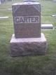 Eva Mae <I>Jones</I> Carter