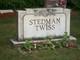 Jennie Dyer <I>Williams</I> Stedman