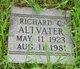 Richard C Altvater
