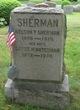 Lottie M <I>Waterman</I> Sherman