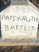 Patsy-Ruth Battles