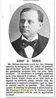 Harry Dewitt Shimer