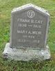Mary A. <I>Weir</I> Cay