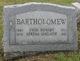 Fred Hobart Bartholomew