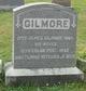 Fannie <I>Hitchcock</I> Gilmore