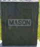 Profile photo:  Elias James Mason