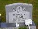 Minnie Beatrice <I>Walley</I> Bush