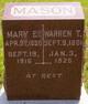 Profile photo:  Warren T Mason