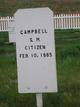 St. Clair M. Campbell