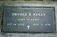Profile photo:  Orville Rolland Bailey