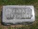 Anna <I>Whitby</I> Adams
