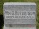 William Crawford Hutchison
