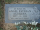 Profile photo:  Angel Esteban Aguilera