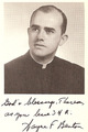 Profile photo: Rev Wayne F Benton