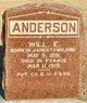 Will E Anderson