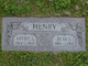 Goldie <I>Schaal, Brown</I> Henry