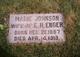 Marie N. <I>Johnson</I> Enger