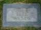 Carl B. <I> </I> Brill,