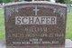 """William """"Willy"""" Schafer"""