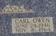 Carl Owen Miller