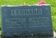 """Profile photo:  Abraham """"Abe"""" Leonard"""