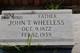 John T. Wheeless